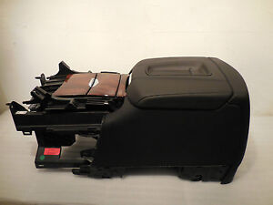 Factory New Oem Cadillac Escalade Center Console Assembly Jet Black