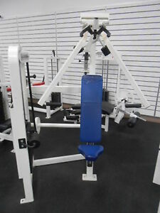Cybex Vr2 Dual Axis Chest Press 290lb Stack Commercial Grade Good Condition