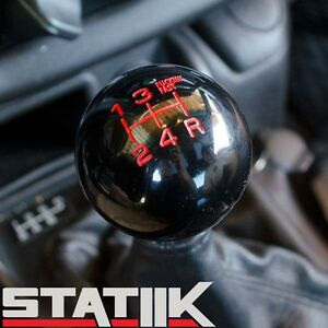 Statiik Fing Fast Shift Knob For 5 Speed Short Throw Shifter Lever 12x1 25