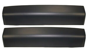 New Set Of 2 Rear Quarter Panel Extension lh Rh For Chevy Savana Express Pair