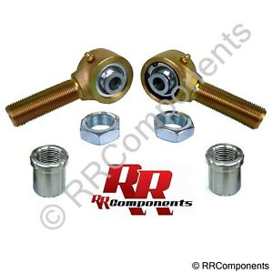 Chromoly Panhard 7 8 Sm X9 16 Bore Rodend Heim Joints Fits1 1 2 X 120 Tube Rock