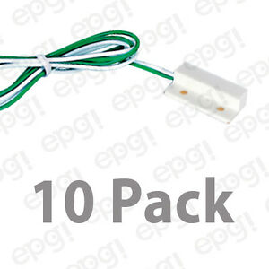 N o Magnetic Reed Switch W 12 Leads mr2 10pk