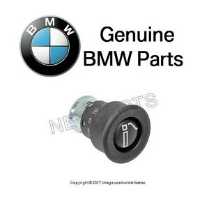 For Bmw E24 E28 E30 Cigarette Lighter Element Genuine 61 34 1 367 689