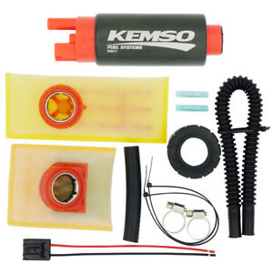 Kemso 340lph High Performance Fuel Pump Replace Walbro 255lph Gss340 28