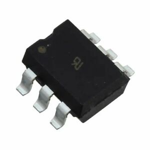 Infineon H11aa1 x009 30vce Transistor output Ac input Smd Optocoupler Qty 50