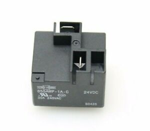 Song Chuan 855awp 1a c 24vdc Spst no 24vdc 30a Pcb mount Power Relay With Top Qc