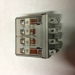 56 34 Finder Relay 120v Coil lot Of 8