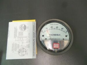 Dwyer Magnehelic Differential Pressure Gauge 2001 New