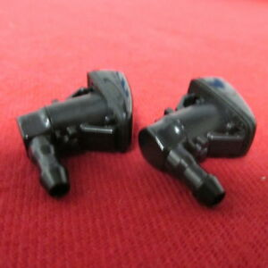 Jeep Grand Cherokee Set Of 2 Windshield Washer Nozzles New Oem Mopar