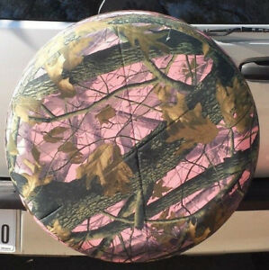 Camo Tire Cover Like Seat Covers