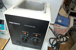 Precision 180 Water Bath Waterbath Variable Laboratory Lab Scientific 225w