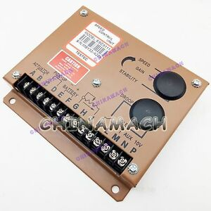 New Gac Engine Speed Governor Controller Esd5111