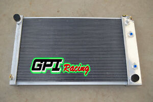 1978 1987 G Body 1970 1981 71 72 73 74 78 79 80 Chevy Camaro Aluminum Radiator