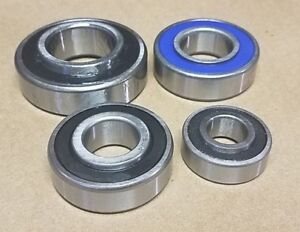 New Wheel Bearing Sets For Delta Cresentl 20 Bandsaw With Rounded Corner
