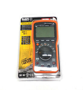 Klein Tools Mm1300a Electrician s hvac Multimeter