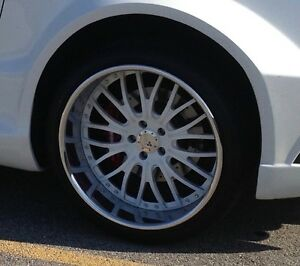Car Tire And Rims