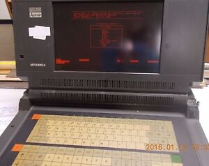 Mitsubishi A6phpe 115ul Melsec Programming Terminal Control