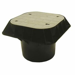 Ground Earthing Inspection Pit For Earth Rod W cover