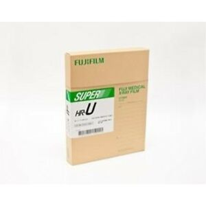 Fuji Green Panoramic Extraoral Dental X Ray Film 15 X 30cm Box Of 100 Films