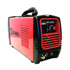 Plasma Cutter Simadre 50rx Portable 50 Amp With Ag 60 Torch 110 220v