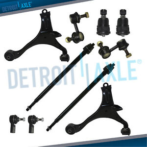 New 10pc Complete Front Suspension Kit For 2001 2005 Honda Civic Acura El