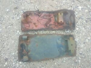 1963 1964 Chevrolet Impala Ss Convertible Console Brackets Oem Sport Coupe