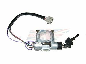 New Ignition Steering Lock And Key And Switch Assembly Mgb 1973 Mg Midget 1974