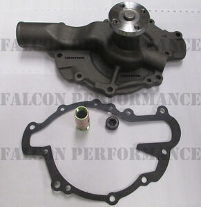 New Water Pump W Gasket For 1956 Buick 264 322 V8 Replaces Oe 1392637