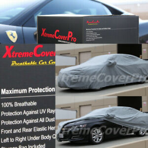 2010 2011 2012 2013 Chevy Impala Breathable Car Cover W Mirrorpocket