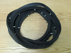 1955 1956 1957 Chevy Sedan Delivery Tail Gate Rubber Weatherstrip Usa Made