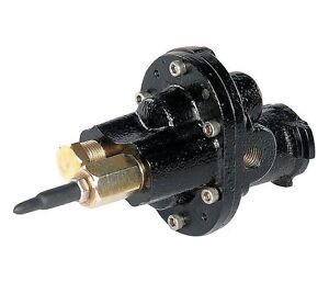 Rotary Gear Pumps Carbonator Mount 1 2 Hp Motor Required 3 8 Port Cast Iron