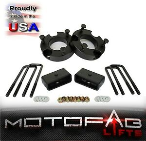 2 Front 2 Rear Leveling Lift Kit For 2005 2018 Fits Toyota Tacoma 4wd Usa Made