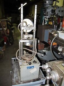 Detroit Testing Machine Benchtop Tensile Compression Tester