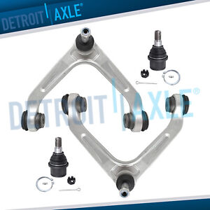 Front Upper Control Arm W 4 Ball Joints For 2003 2004 2006 Dodge Ram 2500 3500
