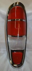 Mercedes Benz Tail Light Cover 220s Se 300d Red Version
