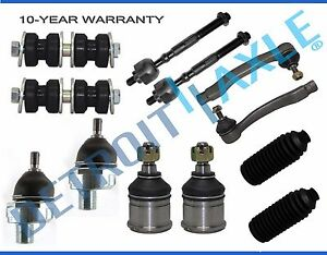 New 12pc Complete Front Suspension Kit For Acura Integra 1998 2001