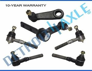 Brand New 6pc Complete Front Suspension Kit For Ford F 150 4x4 2 5 Bolt