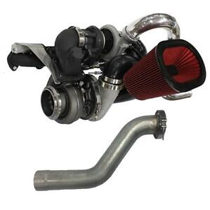 Dps S475 Add A Turbo Compounds Towing Twins Fits Dodge Cummins 1988 2002