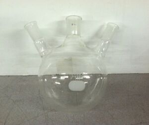 Pyrex 2000ml Erlenmeyer Boiling Flask Lab Beaker Unknown Model Number