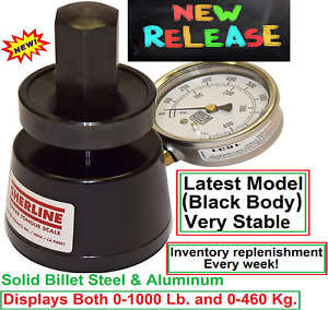 Sherline Hydraulic Scale Lm1000 Trailer Tongue Weight Scale New