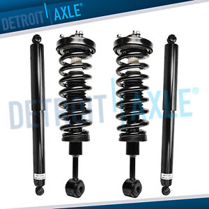 Ford F 150 Lincoln Mark Lt Strut Coil Assembly Shock Both Front Rear 4wd