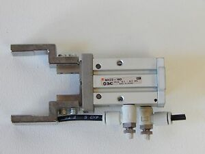 Smc Mhz2 16d Double Acting Parallel Two finger Gripper Actuator