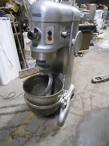 Used Hobart H 600 Commercial Mixer