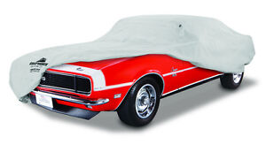 1964 1971 Lincoln Continental Custom Fit Indoor Grey Dustop Car Cover