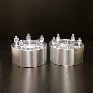 2pc 3 Wheel Spacers 5x4 75 To 5x4 75 Hubcentric For Chevy 70 5 12x1 5