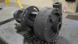 Gusher 2x2 5 10ses c 4 cp 7 5 Impeller Pump New Surplus