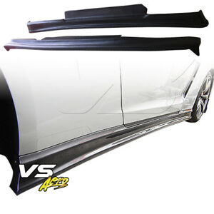 Vsaero Frp Cwes Side Skirts For Nissan Gt r Gtr R35 09 17