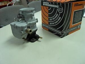 New 1932 Ford Flathead Roadster Stromberg 97 Barn Find Carb Carburetor