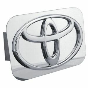 Toyota Chrome Stainless Steel 1 25 Trailer Tow Hitch Cover