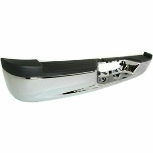 Ch1103113 New Rear Step Bumper Chrome For Dodge Ram Dakota 2005 2011